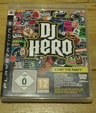 Playstation 3 Activision Guitar Hero's DJ Hero PS3