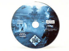 Conflict Zone - Windows 7 / Vista / XP / 95/98 Computer PC Strategy Game