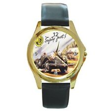 MG SERIES TF POSTER VINTAGE REPRO WRISTWATCH **GREAT ITEM***