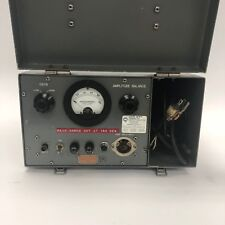 COLLINS RADIO ZIFOR MODEL 478A-1 AVIONICS VOR TEST SET RARE NICE
