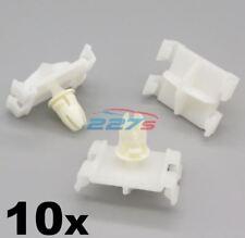 10x Mercedes Side Moulding Trim Clips 0019888081