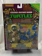 Teenage Mutant Ninja Turtles Classic Collection Military Leonardo Action Figure