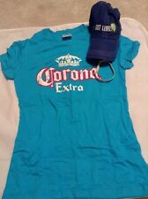 Corona Hat and Shirt Combo Pack