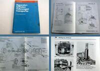 Reparaturleitfaden VW T3 Bus Werkstatthandbuch 5-Gang Getriebe 094