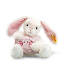 Steiff 103551 - Hase Lea Zahnfee 22 cm rosa-weiß incl. Geschenkverpackung