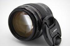 Canon EF 100mm f/2.0 USM AUTOFOCUS LENS