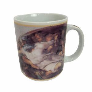 Cafe Arts Henriksen Imports Michelangelo Print Mug