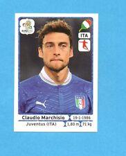 PANINI-EURO 2012-Figurina n.327- MARCHISIO - ITALIA -NEW