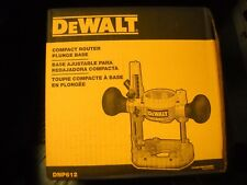 DEWALT DNP612 Heavy-Duty Five-Position Plunge Base for Compact Router New
