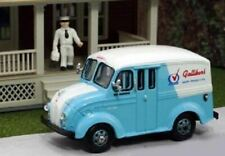 HO 1:87 AHM87-001 - 1950's Divco Delivery Truck - Gallikers Dairy - Includes Mil
