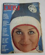 Vintage Woman's Day Magazine - May 12, 1969