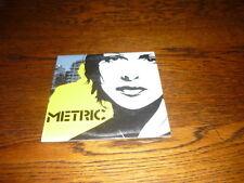 METRIC CD PROMO EU IOU
