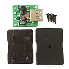 DC 5V-20V to 5V 2A Max USB Charger Regulator For Solar Panel Fold bag U7I5
