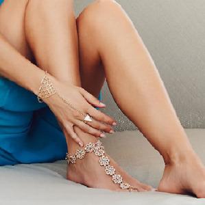 Jerrica Foot Jewellery (New & Boxed)
