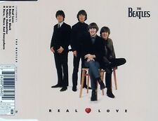 THE BEATLES : REAL LOVE / CD - TOP-ZUSTAND