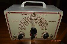vintage heathkit signal generator