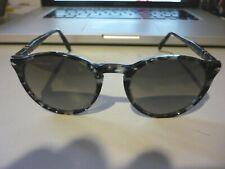 PERSOL Grey Tortoise Polarized Sunglasses PO 3092SM 9057/M3 50-1 - Original Wmns