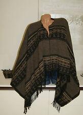 Mehrfarbige Damen-Pullover mit mittlerer Strickart aus Wollmischung