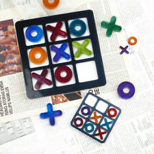 XXOO Game Board Silicone Resin Casting Mold Crystal Making Epoxy Mould Craft DIY