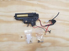 New Airsoft Parts - KWA - Black - 2GX - Rear Wired V2 Gearbox - AIRSOFT ONLY