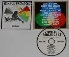 Voxhaul Broadcast - Same - Promo CD