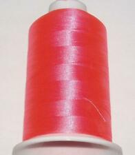 """5500yds Rod Winding Wrapping Jig & Fly Tying Thread """"A"""" Neon Pink Free Ship!"""