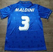 maglia calcio vintage mondiale 1994 MALDINI italia n°3 taglia M manica corta