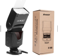PRO Photography Equipment Universal Camera Flash Light XT-660 For DSLR Cameras