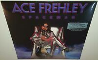 ACE FREHLEY SPACEMAN (2018 RELEASE) BRAND NEW SEALED VIOLET VINYL LP + CD