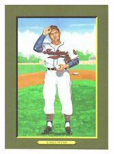 """Perez Steele Great Moments #82 EARLY WYNN ~ 5.75"""" x 8"""" Art Card"""