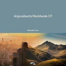 GRUM - ANJUNABEATS WORLDWIDE 07   CD NEU