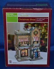 Forever Gifts~Christmas Shop~Village~AC Moore~Winter~NEW!