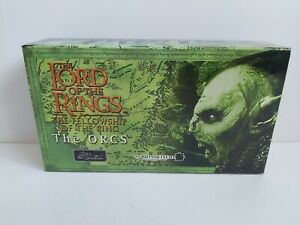 Britains Lord Of The Rings The Orcs Diecast Figure Set 40458