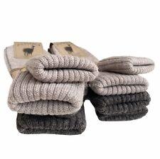 CALZE lana alpaca corte 4 paia CALDE invernali  termiche prodotte in Italia