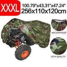 Universal 3XL Wasserdicht Quad ATV Garage Abdeckplane Abdeckung Faltgarage Staub