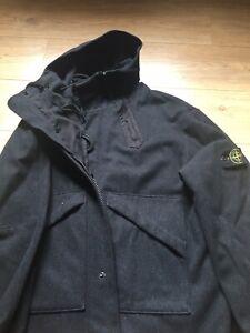 mens stone island jacket xxl