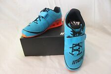 New Men's Inov-8 Fastlift 325 Weightlifting Shoes EU 40.5 US 8 Blue Training