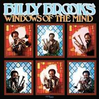 BILLY BROOKS WINDOWS OF THE MIND 2 x vinyl lp reissue  WWSLP41