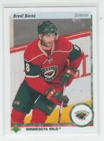 (67298) 2010-11 UD 20th ANNIV. PARALLEL BRENT BURNS #107