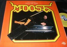 MOOSE SMITH Call of the Moose LP CHRISTIAN XIAN FOLK