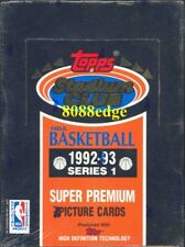 1992-93 92-93 STADIUM CLUB SERIES 1 NBA BOX - MICHAEL JORDAN/BIRD/MAGIC/PIPPEN