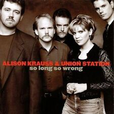 Alison Krauss & Union Station - So Long So Wrong (CD, CRC, Rounder) Happiness