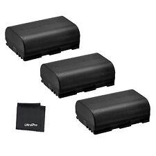 3x LP-E6 LPE6 Battery + BONUS for Canon EOS 7D 60D 5D Mark III