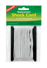 Coghlan's Replacement Shock Cord White Polyester 3/32 in W X 18 FT L 0196