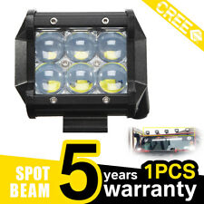 4inch 30W Barre LED Rampe Light bar phare de travail 12V 24V SUV ATV 4x4 Offroad