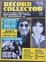 Record Collector Magazine #190 - June 1995 - John Lennon, Terrorvision