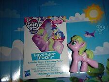 My Little Pony Friendship is Magic wave 19 Lavender Bloom mini blind bag Loose