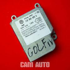 Airbagsteuergerät 1C0909605A 1C0 909 605A SME 5WK43122 INDEX 02 VW GOLF IV