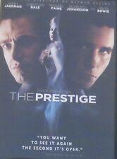 The Prestige (DVD, 2007)