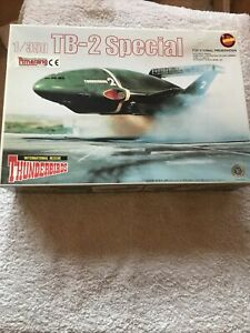 IMEX THUNDERBIRDS TB-2 Special 1/350 Model Kit